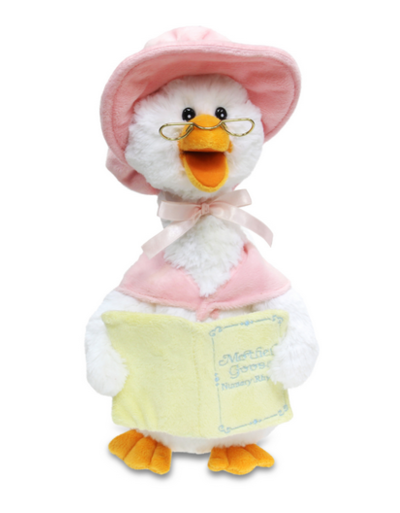 Cuddle Barn Mother Goose Pink