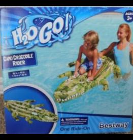 Wet Products Camo Croc Float