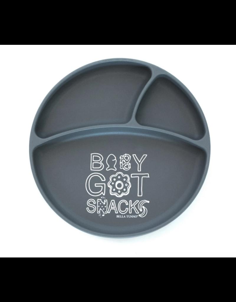 Bella Tunno Wonder Plate: Baby Got Snacks