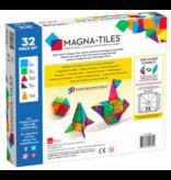 Magnatiles Magnatiles: Clear Colors: 32 pcs