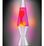 Schylling Lava Lamp: Ylw/Pink: 14.5''