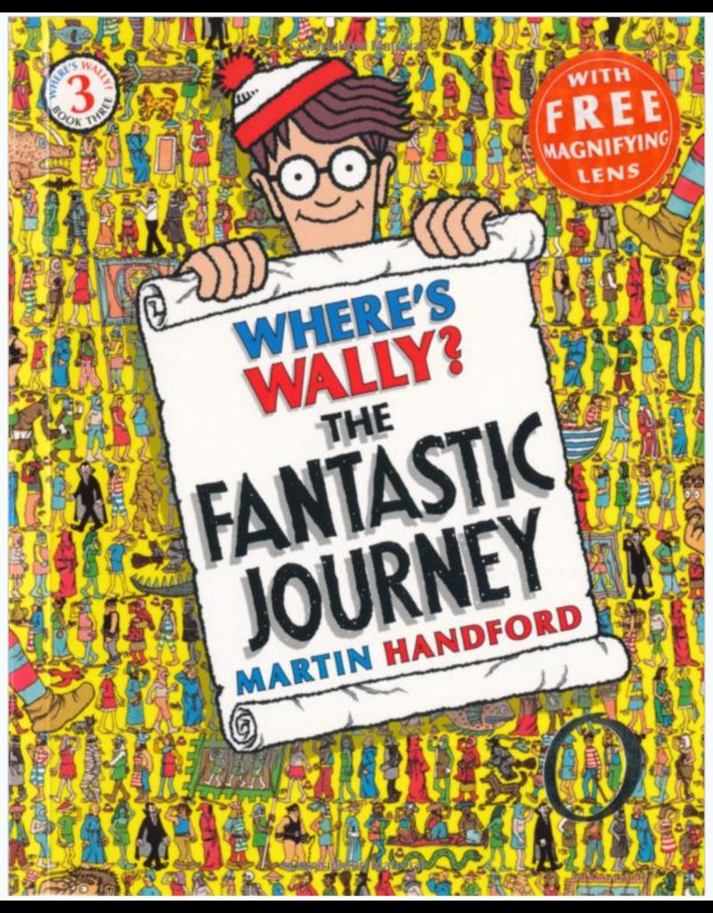 Penguin/Random House Where's Waldo: Fantastic Journey