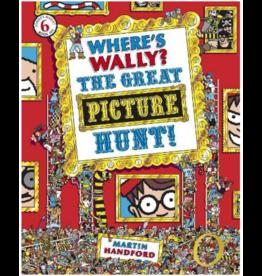Penguin/Random House Where's Waldo?: The Great Picture Hunt