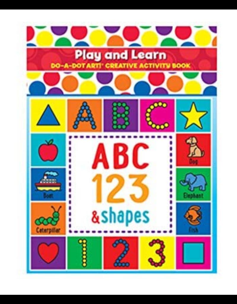 Do A Dot Do-A-Dot: Play & Learn