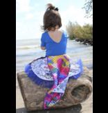 Great Pretenders Color-a-Skirt Mermaid