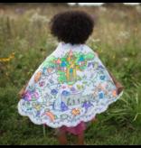 Great Pretenders Color A Cape: Magical Princess