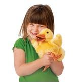 Folkmanis Hand Puppet: Duckling
