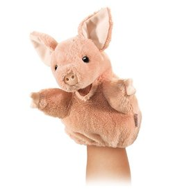 Folkmanis Hand Puppet: Little Pig