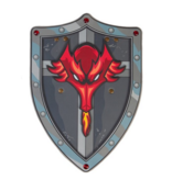 Great Pretenders Shield: Dragon