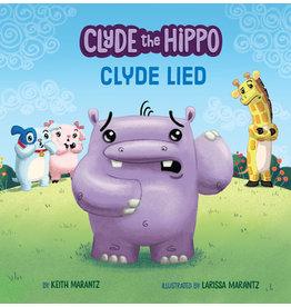 Penguin/Random House Clyde The Hippo: Clyde Lied