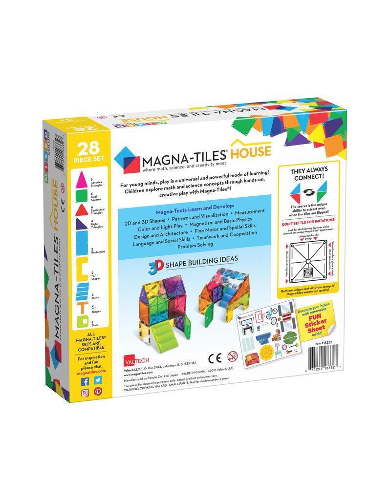Magnatiles Magnatiles: House - 28pcs