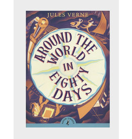 Penguin/Random House Around The World in 80 Days