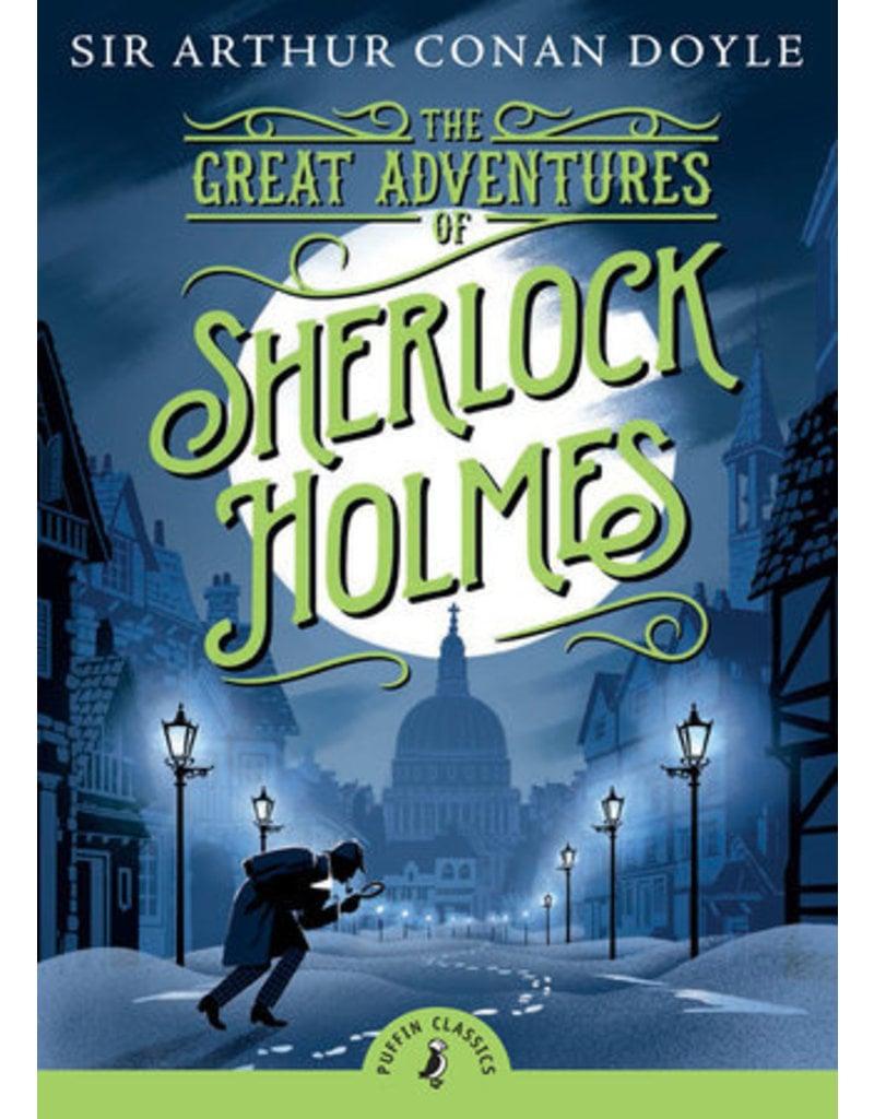 Penguin/Random House The Great Adventures of Sherlock Holmes