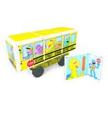 CreateOn Sesame Street Bus Set