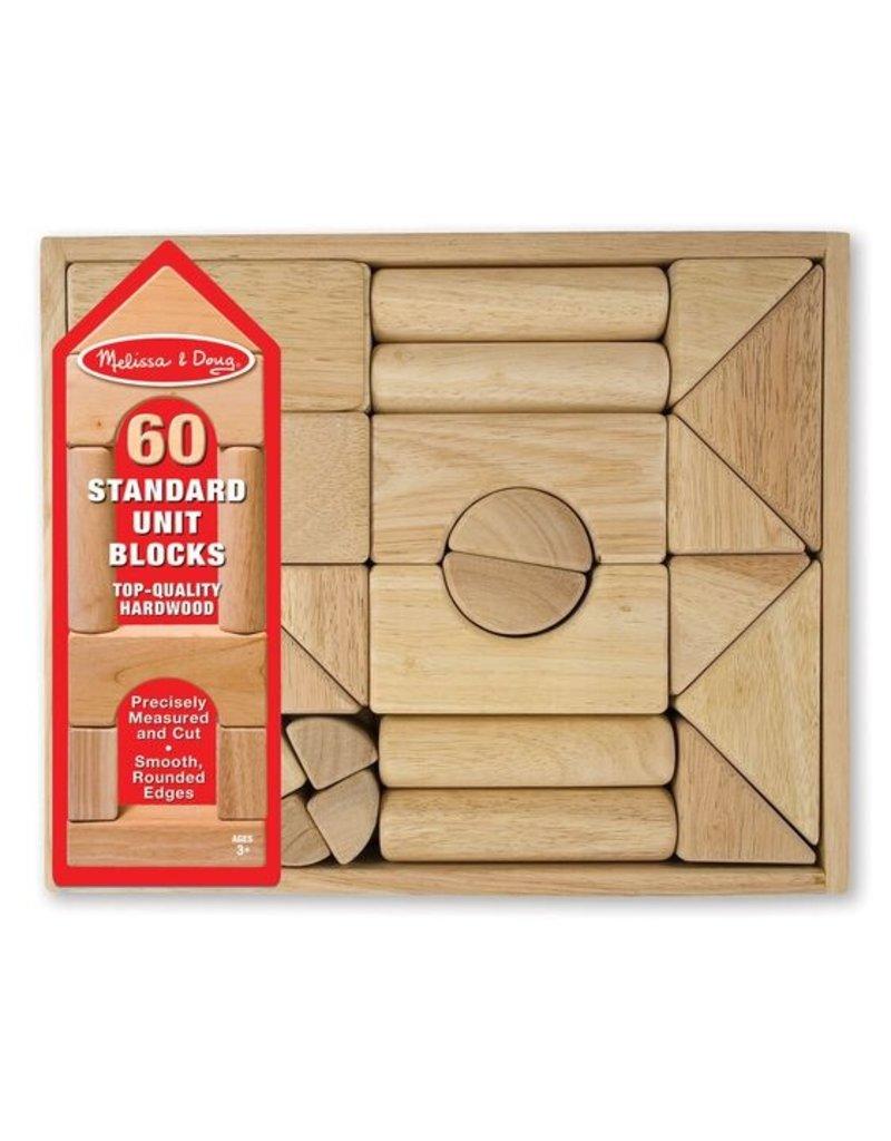 Melissa & Doug Standard Unit Blocks