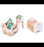 Tender Leaf Dollhouse Nursey Set