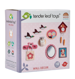 Tender Leaf TL Wall Decor