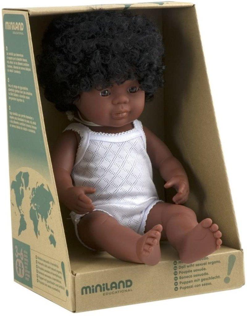 Miniland Baby Doll: AA Girl
