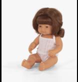 Miniland Baby Doll: RedHead Girl