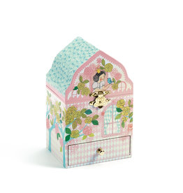 Djeco Delighted Palace Treasure Box