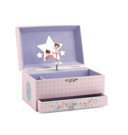 Djeco Ballerina Tune Treasure Box