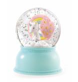 Djeco Snowglobe Nightlight: Unicorn