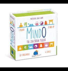Blue Orange Mindo Zen Edition