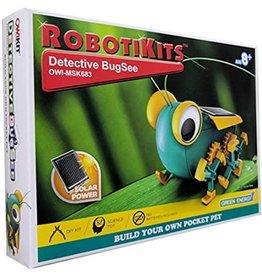 OWI Detective Bug See