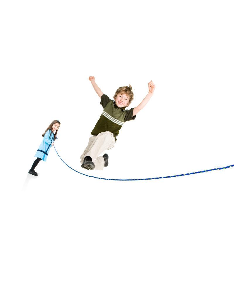 Just Jump It 16' Jumprope Confetti - Blue