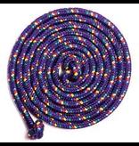 Just Jump It 8' Jumprope Confetti: Purple