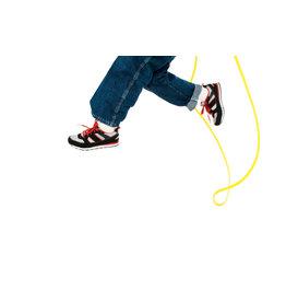 Just Jump It 8' Jumprope Rainbow Turq