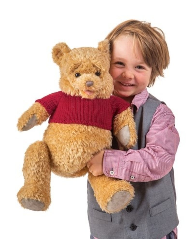 Folkmanis Hand Puppet: Classic Pooh
