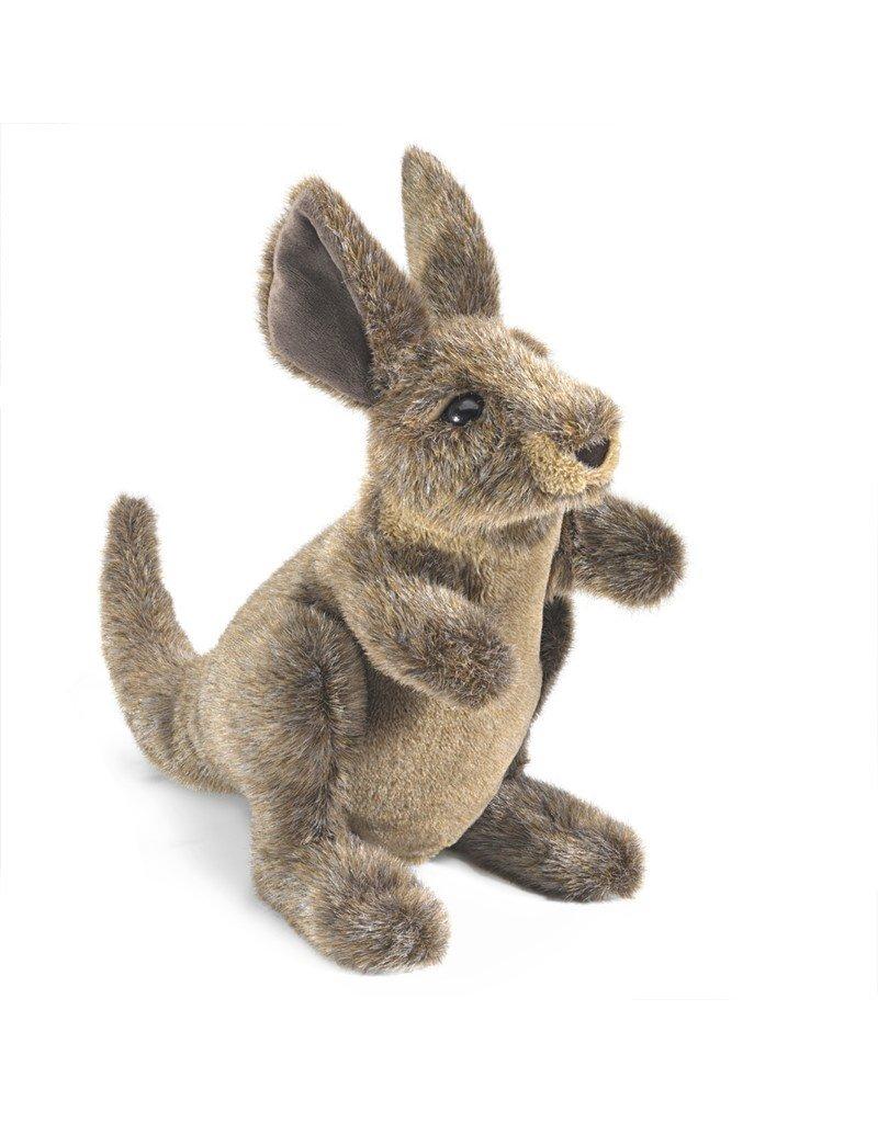 Folkmanis Hand Puppet: Kangaroo