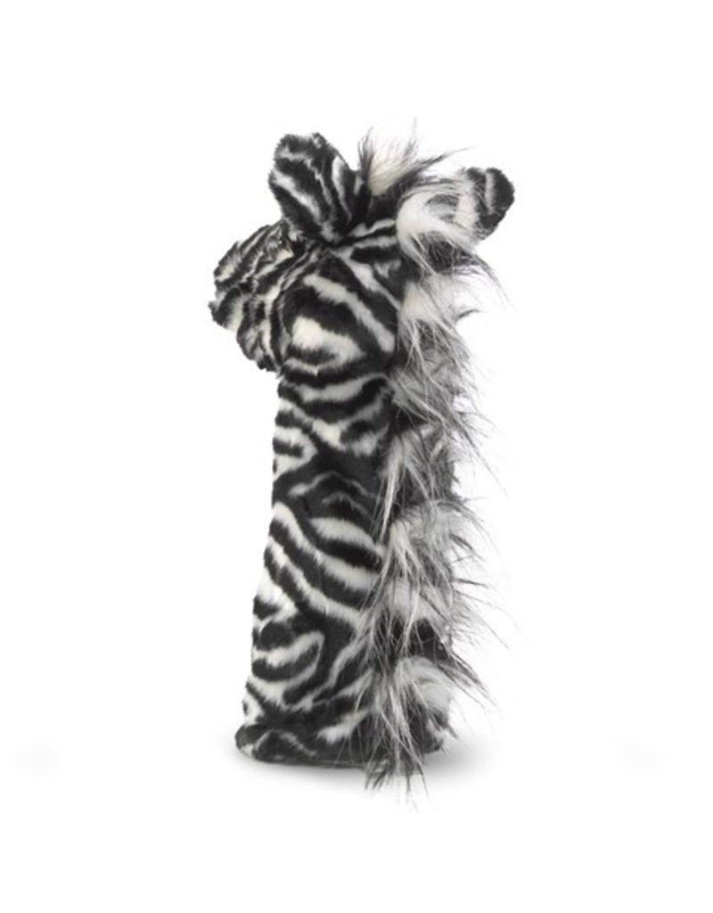 Folkmanis Hand Puppet: Zebra