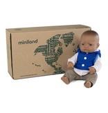 Miniland PACKAGE: Hispanic Baby Boy