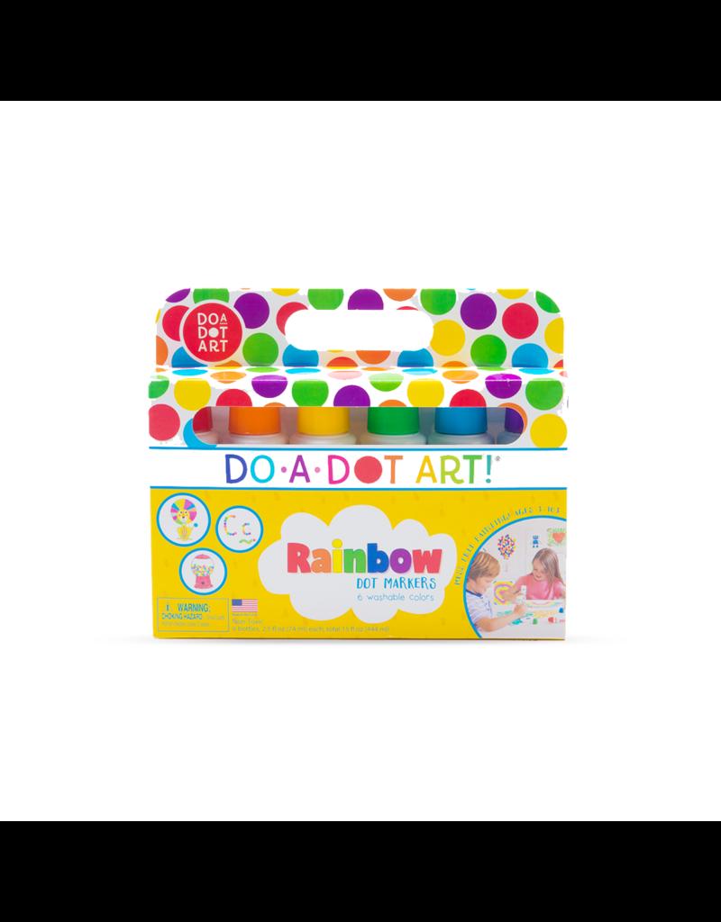 Do A Dot Rainbow Do-A-Dot 6pk