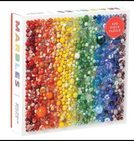 Hachette 500pc Marbles