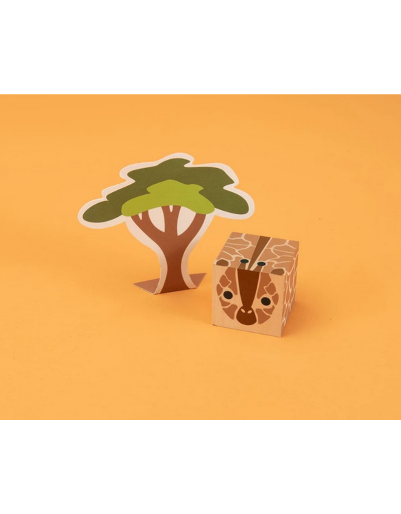 Cubelings Safari Set