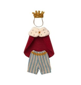 Maileg Maileg Clothes: King Mouse