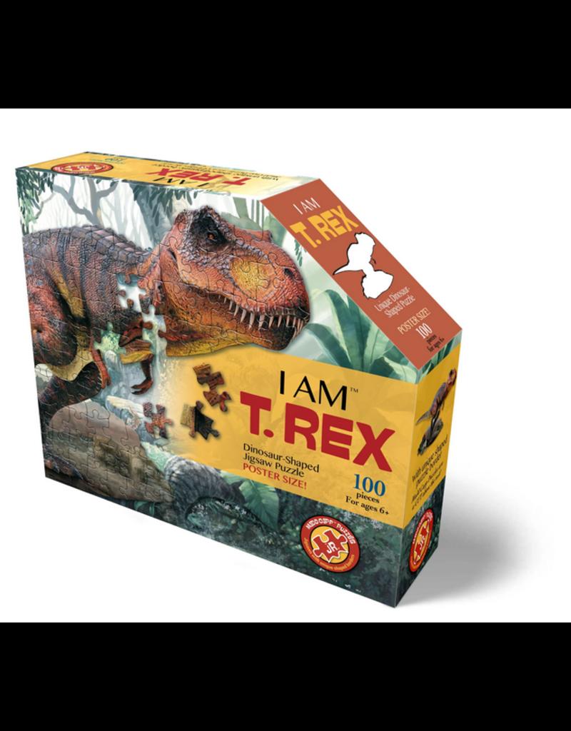 MaddCapp I Am T-Rex Puzzle - 100pcs