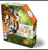 MaddCapp I Am Tiger Puzzle: 300pc