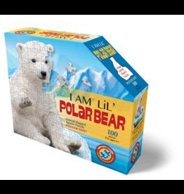 MaddCapp I Am Lil Polar Bear Puzzle: 100pc