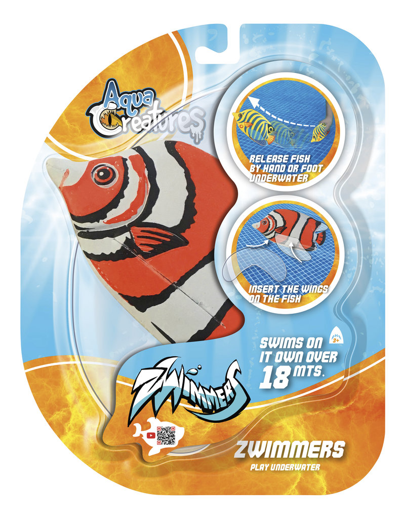 Toysmith Tropical Zwimmers