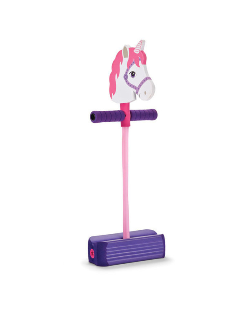 International Playthings Unicorn Pogo