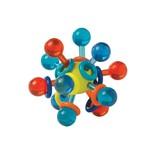 Manhattan Toy Transparent Atom Teether