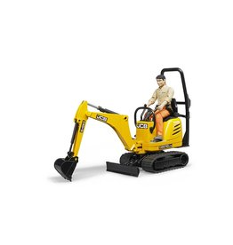 Bruder JCB Micro Excavator
