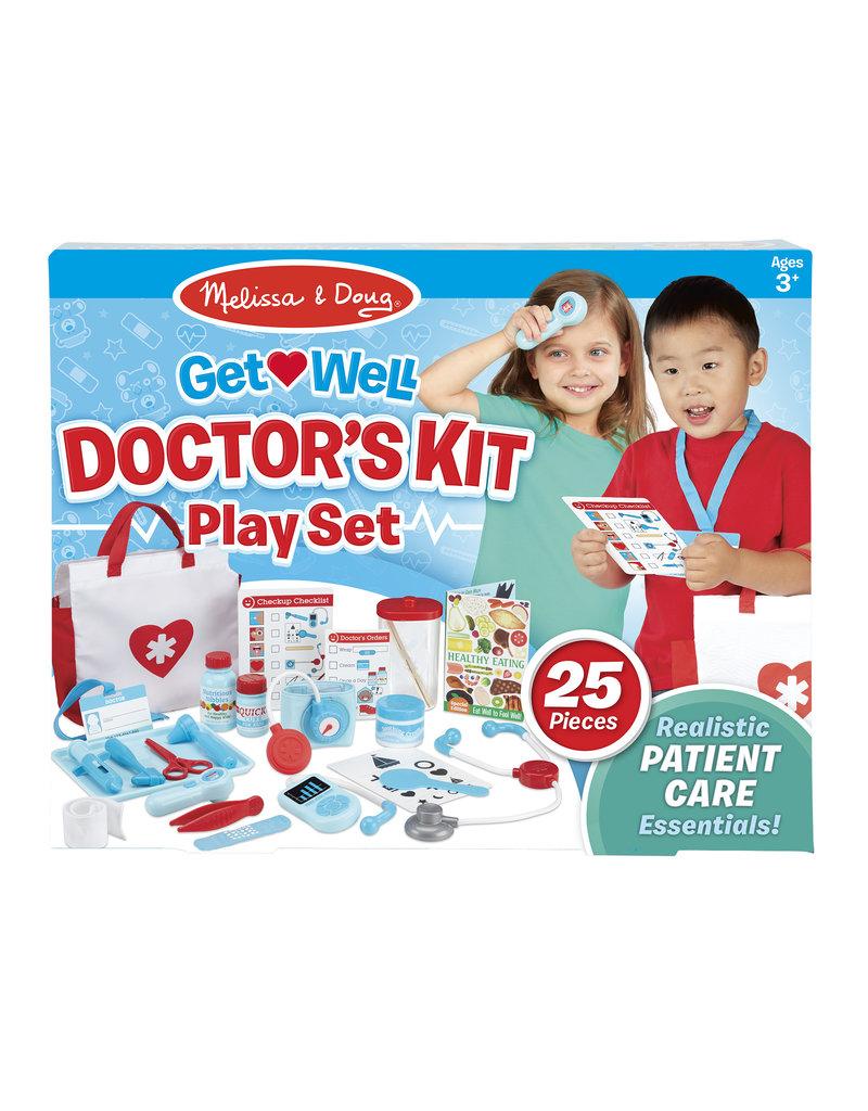 Melissa & Doug Get Well Doctor Set