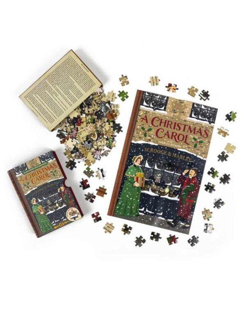 Professor Puzzle Jigsaw Library: A Christmas Carol
