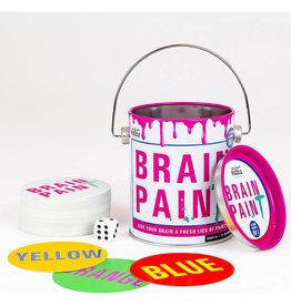 Professor Puzzle Brain Paint