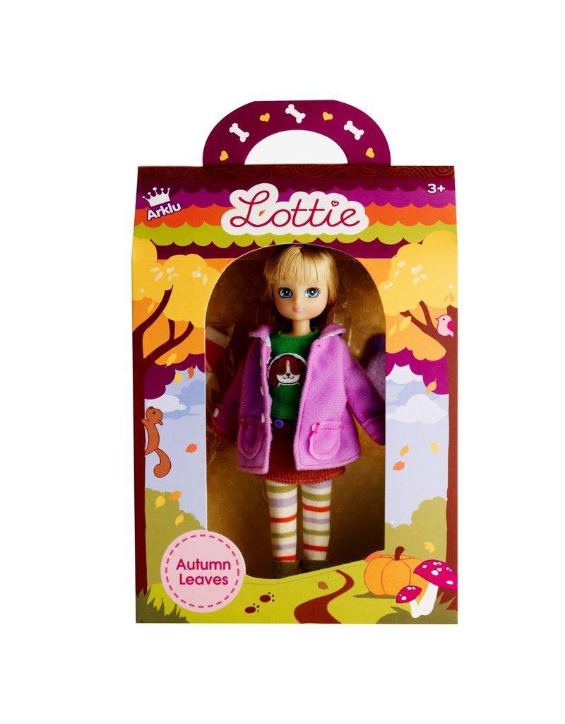 Schylling Lottie Doll: Autumn Leaves